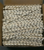 "4"" Sea Shell Paper Twist Ties - 2,000 Pack"