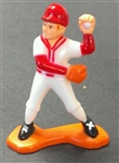 "3"" Baseball Players Cake Topper - 4 Pack"