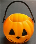 "3"" Jack O Lantern Basket Decoration"