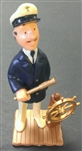 Wilton Vintage Sea Captain Topper