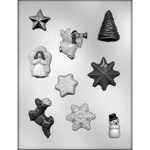 Christmas Assortment #2 Mold