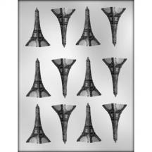 "2"" Eiffel Tower Chocolate Mold"