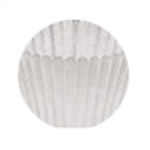 "5-1/2"" White Baking Cups - 500 Pack"