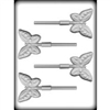 "2-1/2"" Thick Butterfly Hard Candy Mold"