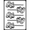 "2-7/8"" Elephant Sucker Hard Candy Mold"