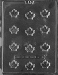 Maple Leaf Chocolate Mold
