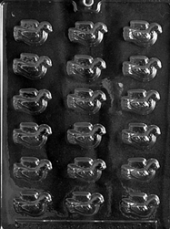 Bite Size Doves Chocolate Mold - LPW019