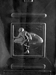 Football Plaque Mold