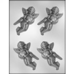 "4-1/4"" Cupid Chocolate Mold"