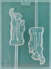 Statue of Liberty Pop Mold