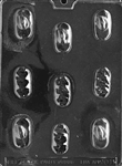 Mounds Assortment Mold