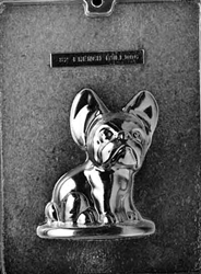 Large French Bulldog Mold
