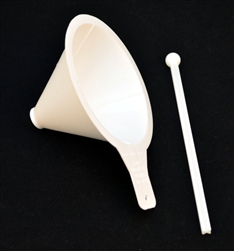 Large Candy Funnel with Rod Kit