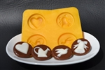 Wedding Assortment Flexible Mold