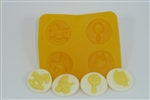 Baby Assortment Flexible Mold