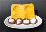 Baby's 1st Birthday Assortment Flexible Chocolate Mold