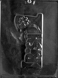 Irish #1 Chocolate Mold