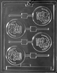U.S. Constitution Lolly Chocolate Mold