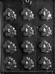 Bite Size Bells Chocolate Mold wedding reception rehearsal dinner anniversary