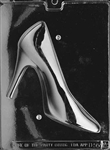 3D High Heel Shoe Chocolate Mold -  Side A