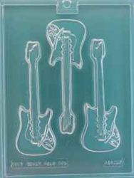 Electric Guitar Mold