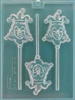Jester Pop Chocolate Mold
