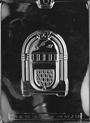 Juke Box Chocolate Mold