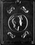 Graduate Male Chocolate Mold - LPM016
