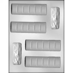 Assorted Candy Bar Chocolate Mold