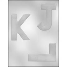 Letters J-K-L Chocolate Mold (90-14253)