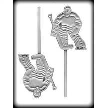 Hockey Goalie Sucker Hard Candy Mold