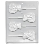 Bride Groom Heart Hard Candy Sucker lollipop Mold wedding rehearsal dinner