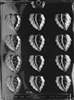 Autumn Fall Leaves Chocolate Mold