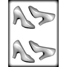 3D High Heel Hard Candy Mold