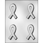"3-3/8"" Awareness/Thick Chocolate Mold"