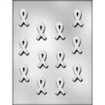 Awareness Ribbon Chocolate Mold