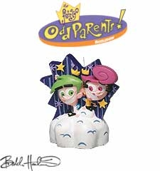 Fairly Odd Parents Candle