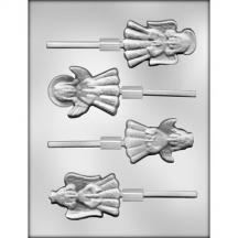 Angel Sucker Hard Candy Mold lolly lollipop pop christmas holiday religious
