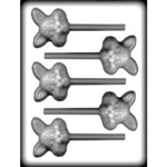 Bunny Face Sucker Hard Candy Mold