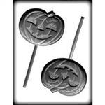 Big Jack O Lantern Sucker Hard Candy Mold