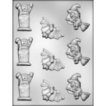 Halloween Assortment Chocolate Mold