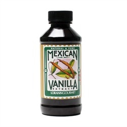 Natural and Pure Mexican Vanilla Extract