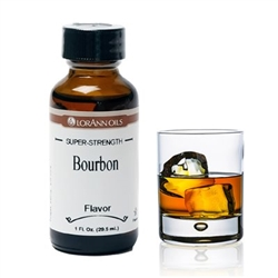 Bourbon Flavor - One Ounce Bottle