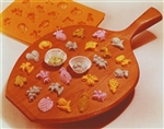 Fruit & Flower Flexible Silicone Mold