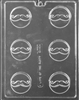 Mustache Sandwich Cookie Mold