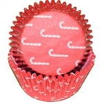 Candy Cane Standard Size Baking Cups