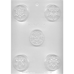 Snowflake Sandwich Cookie Mold