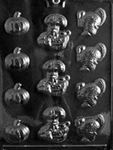 Thanksgiving Assortment Chocolate Mold