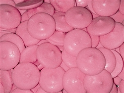 Guittard Pink Mint Melting Wafers