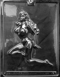 Sexy Lady Chocolate Mold